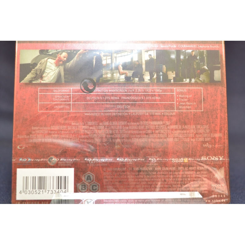 22-Bullets-Steelbook-NEU-OVP-In-Folie-mit-gratis-SteelShell_b2