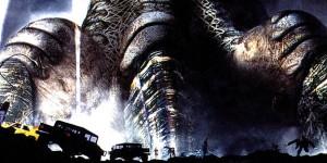 Godzilla-baniere