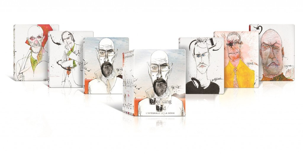 Breaking Bad steelbook FR2
