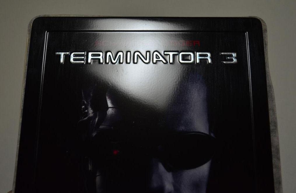 terminator 3 steelbook HDZETA
