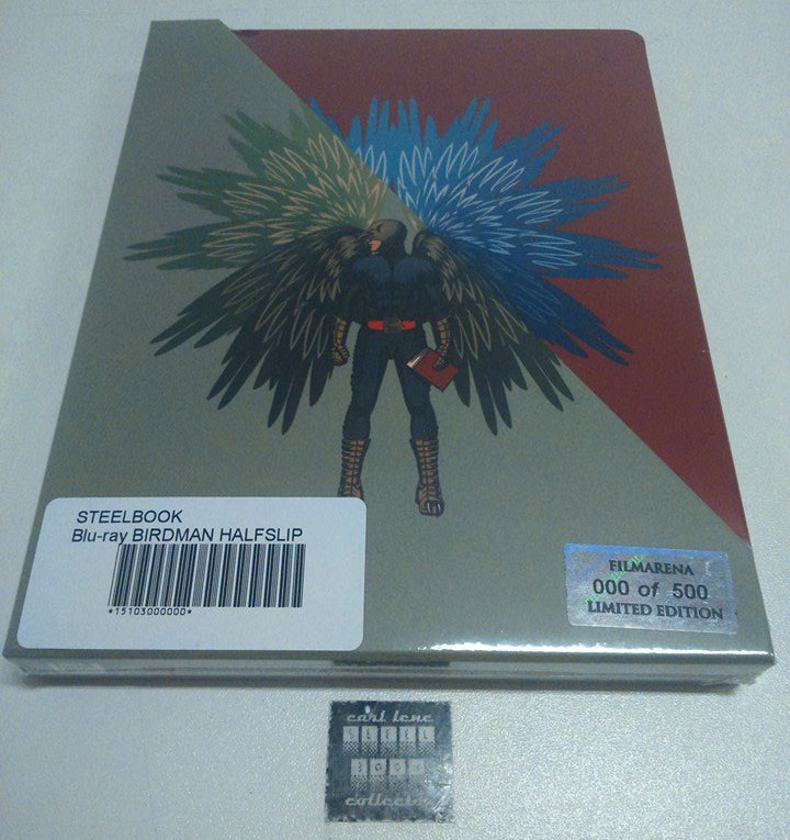 birdman steelbook filmarena 2