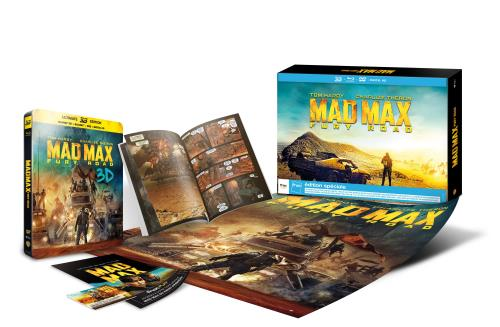 mad max fury road aper u du steelbook et du collector maj baisse de prix steelbookpro. Black Bedroom Furniture Sets. Home Design Ideas