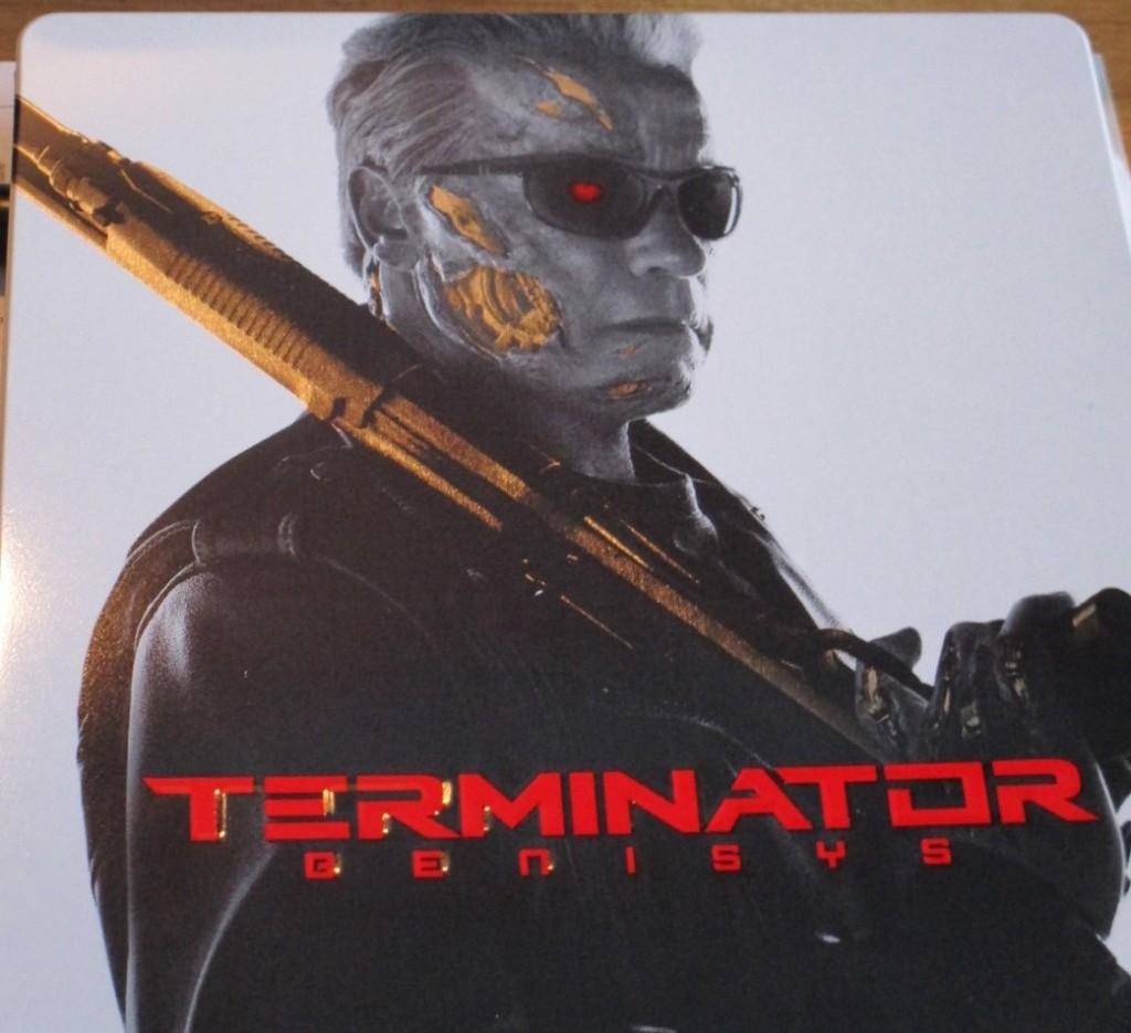 Terminator Genisys steelbook 4