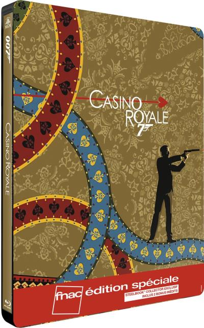 casino royale steelbook