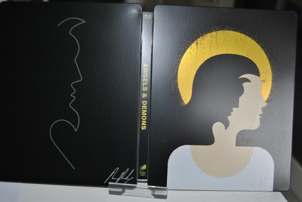 Pop art steelbook