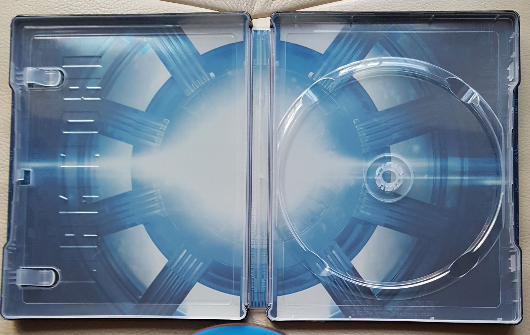 Iron man steelbook zavvi 1