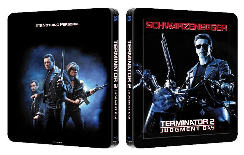 Terminator 2 steelbook novamedia 1