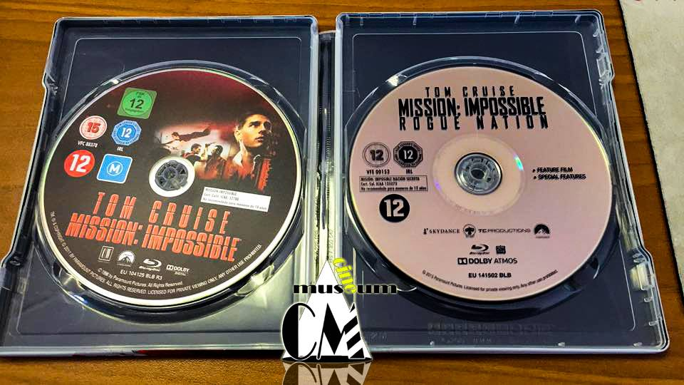 mission impossible the ultimate collection steelbook3
