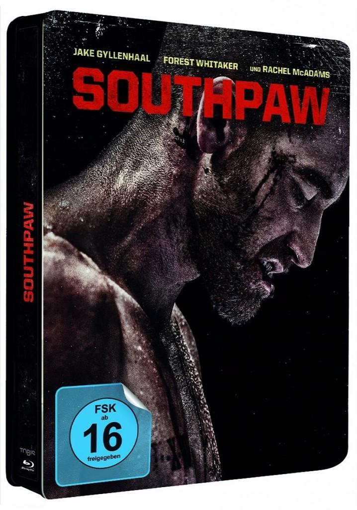 Southpaw steelbook DE