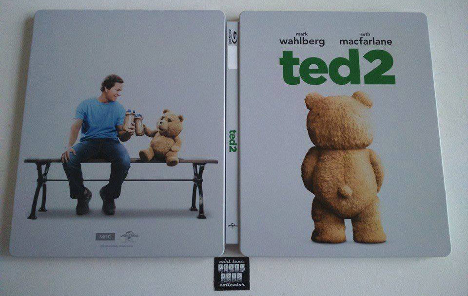 ted 2 steelbook amazon de