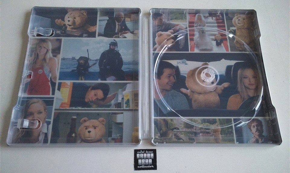 ted 2 steelbook amazon de2