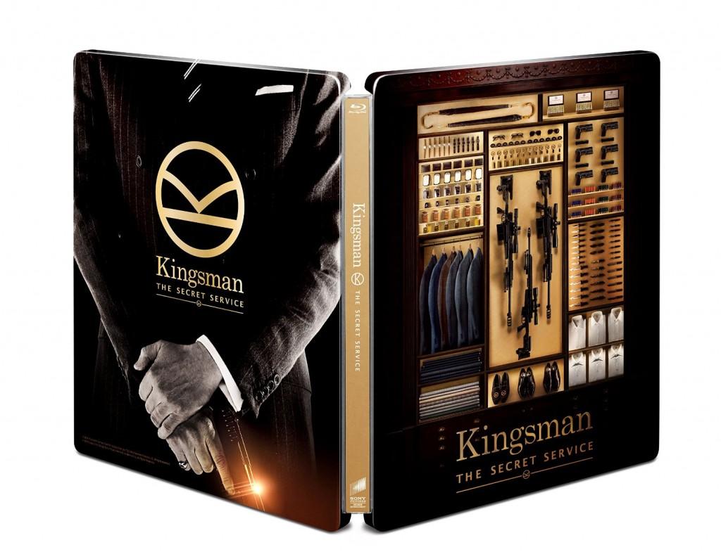 Kingsman steelbook jp 1