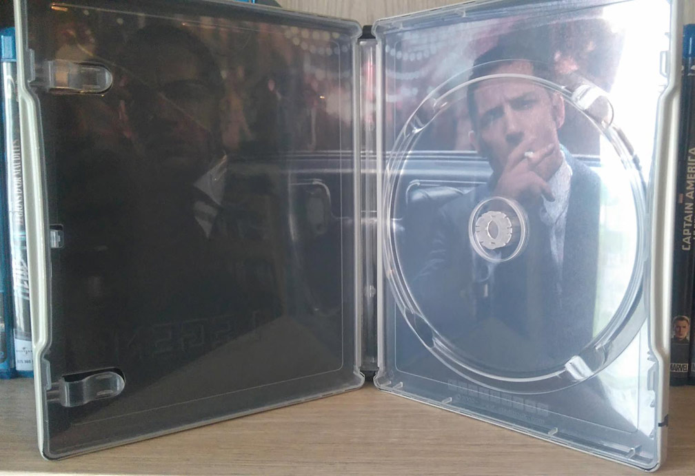 Legend steelbook