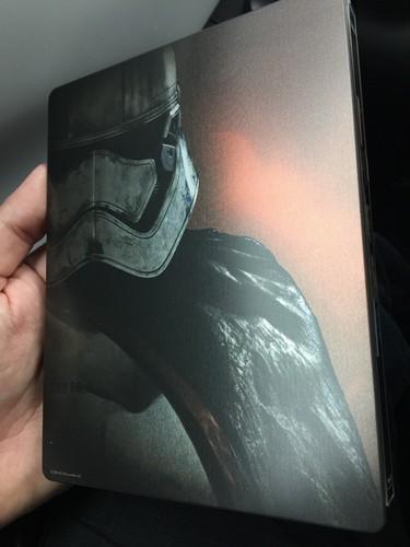Star Wars Le réveil de la force steelbook fr 2