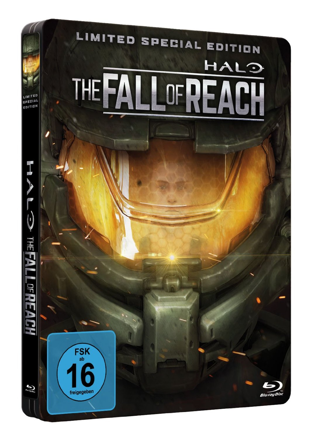 halo the fall of reach steelbook