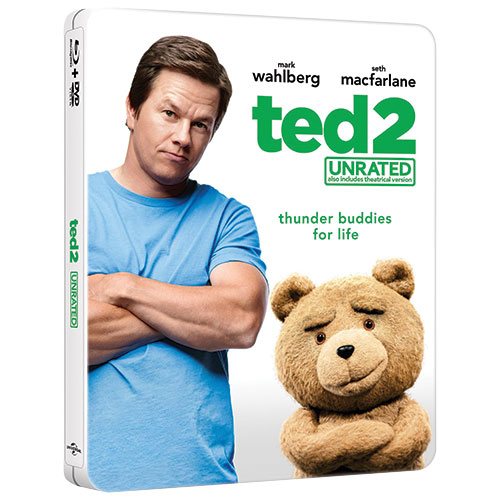 ted 2  Steelbook target