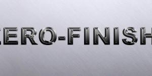 Zero-finish