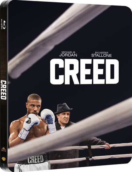 Creed steelbook 1
