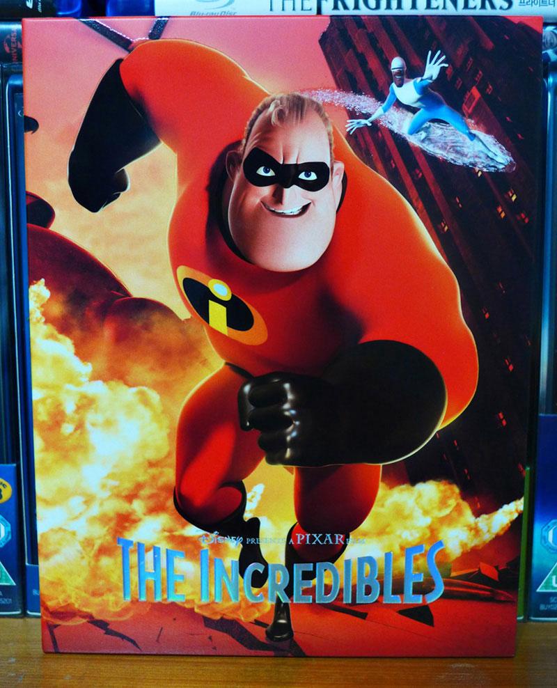 Les Indestructibles steelbook Kimchidvd