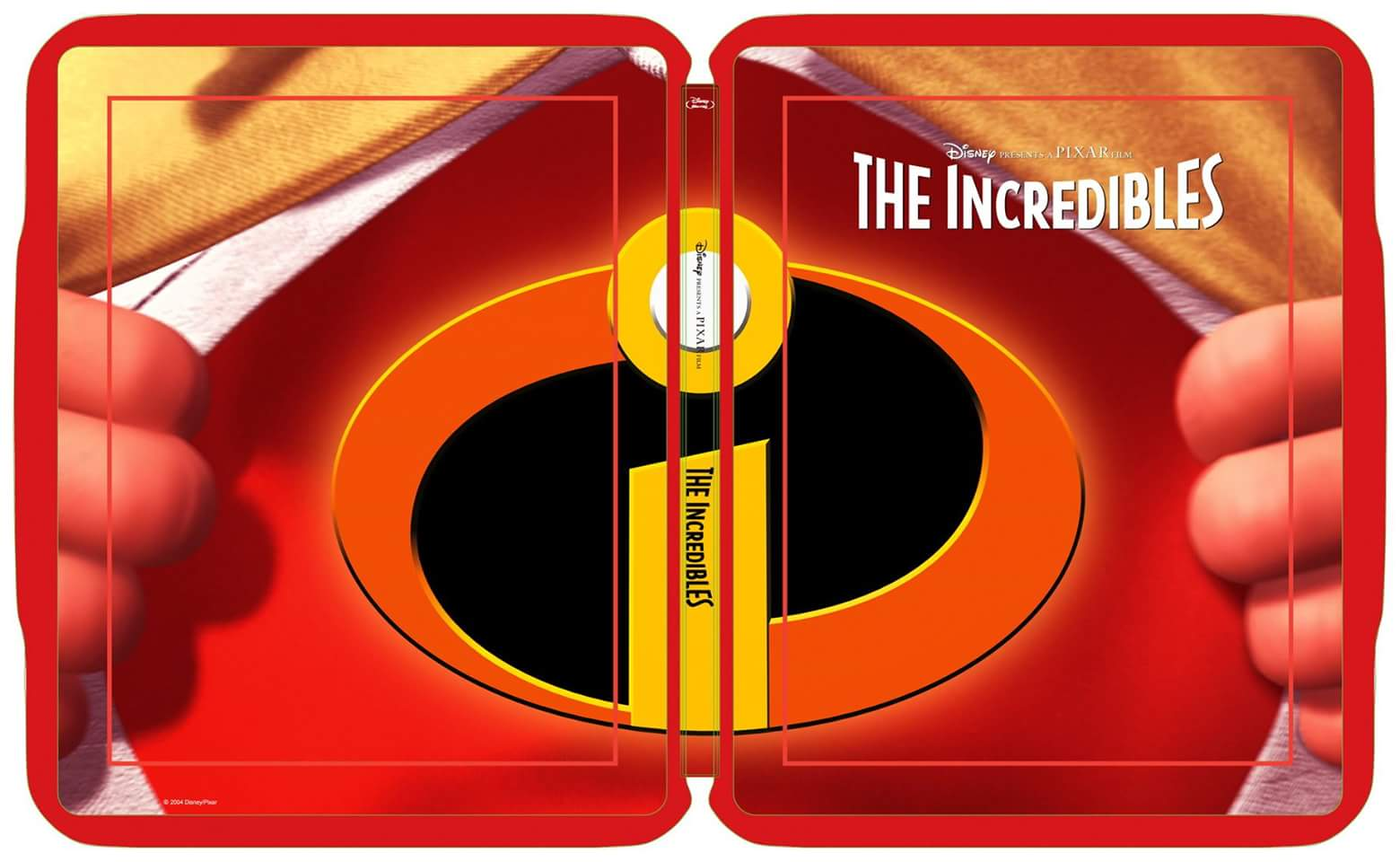 The Incredibles steelbook kimchidvd 1