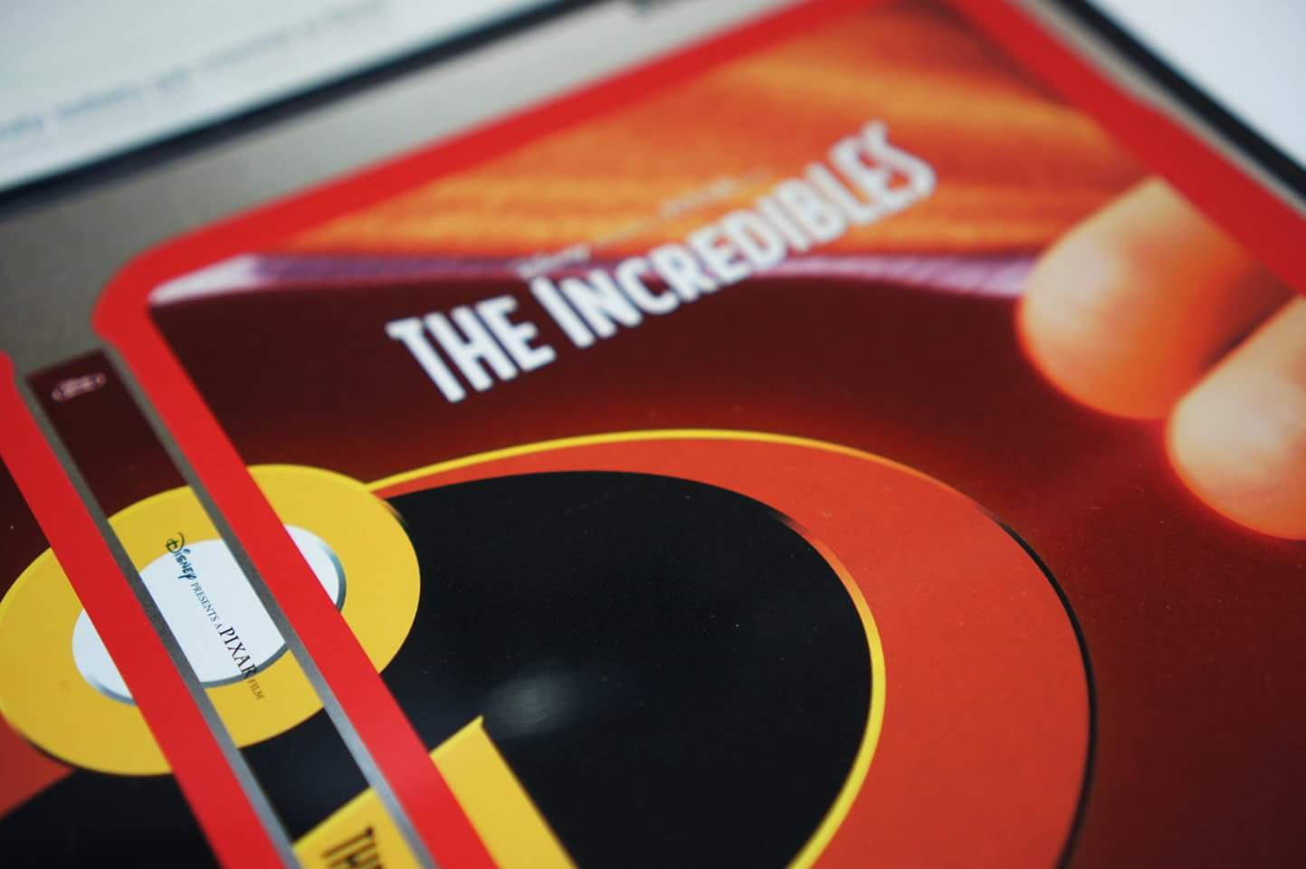 The Incredibles steelbook kimchidvd 3