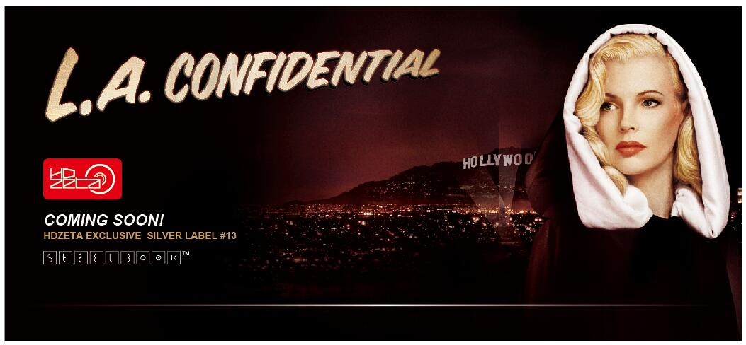 L.A. Confidential steelook hdzeta