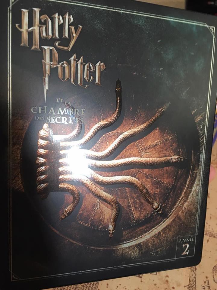 Harry Potter 2 steelbook fr 1