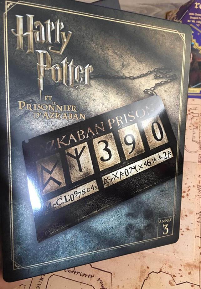 Harry Potter 3 steelbook fr 1