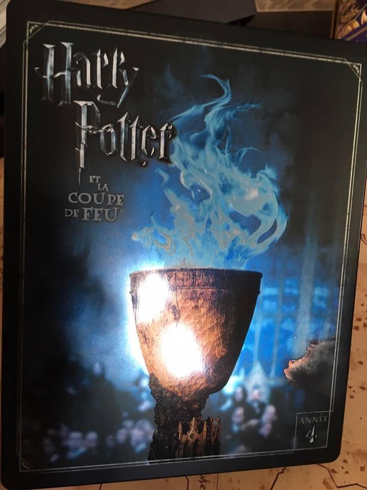 Harry Potter 4 steelbook fr 1