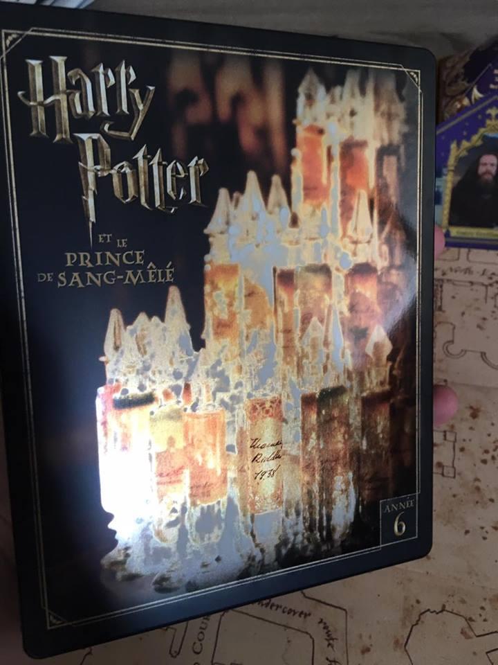 Harry Potter 6 steelbook fr 1