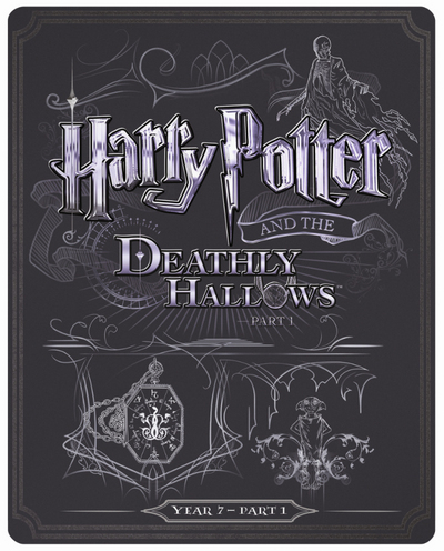 Harry Potter 7 steelbook UK