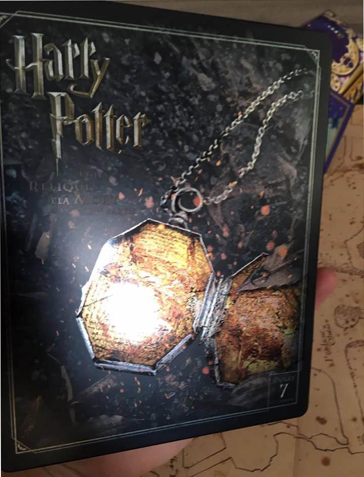 Harry Potter 7 steelbook fr 1