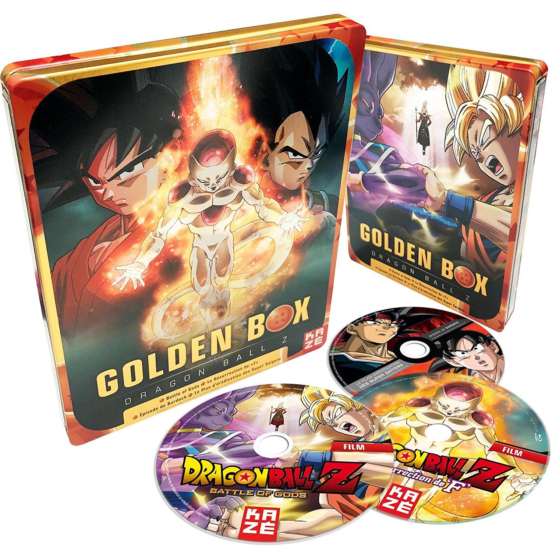 Dragon Ball z Golden Box steelbook