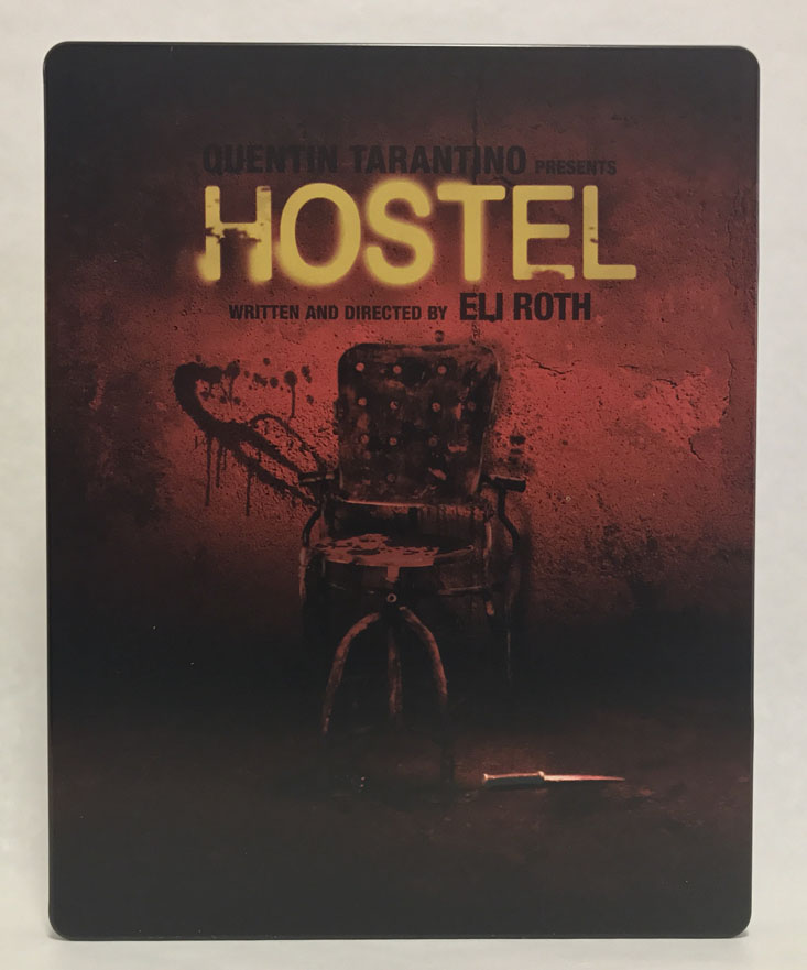 hostel bluray steelbook zavvi exclusive uk hidef