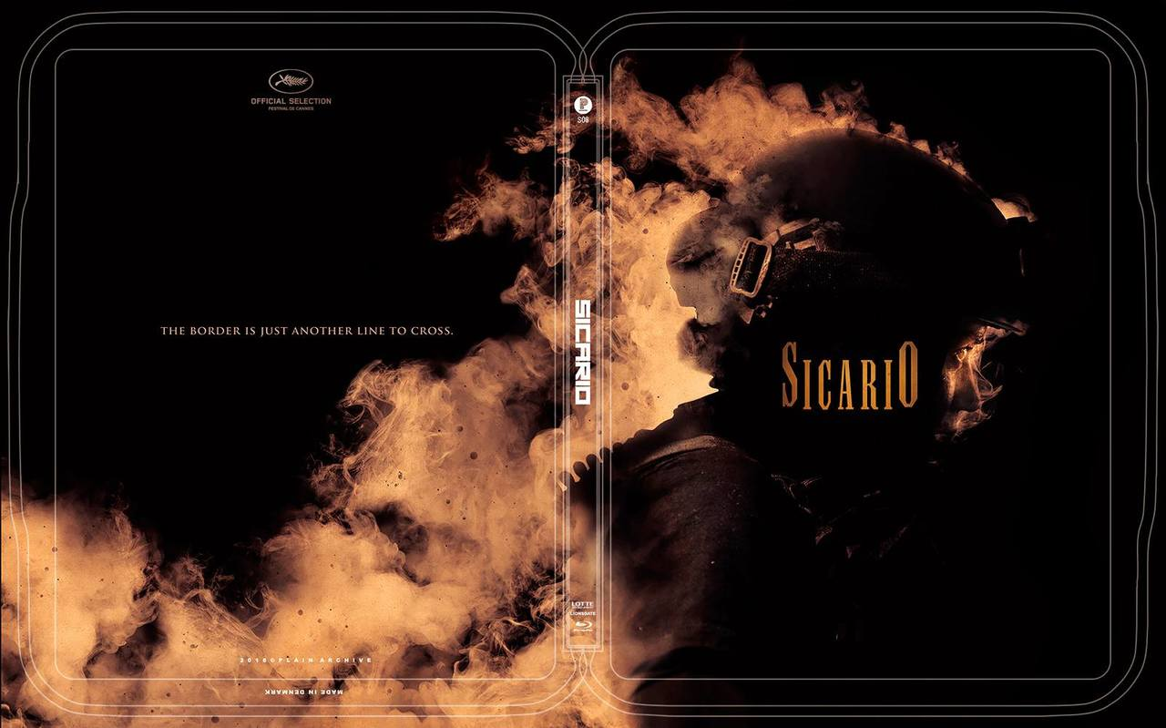 sicario-steelbook-plain-archive