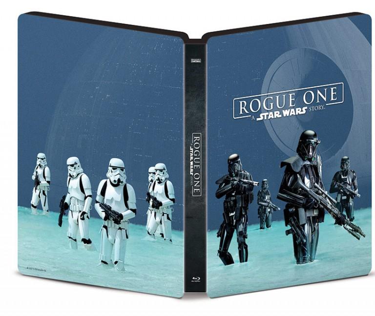 [Débats / BD] Les Blu-ray Disney en Steelbook Star-Wars-Rogue-One-steelbook-US-1-768x647