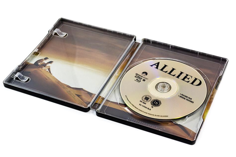 Allied steelbook 5
