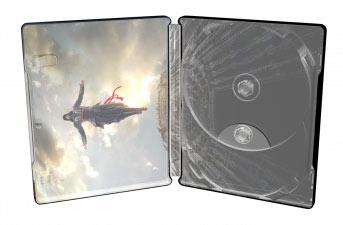 Assassin's Creed steelbook fnac