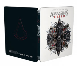 Assassin's Creed steelbook fnac