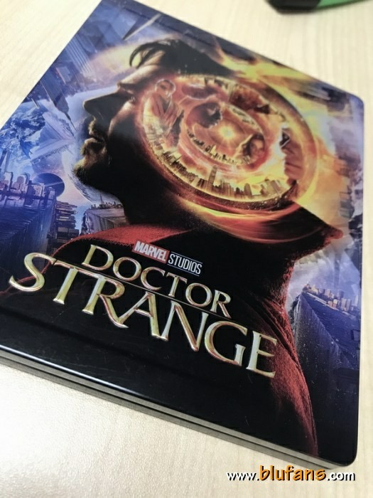 Doctor Strange steelbook blufans 2