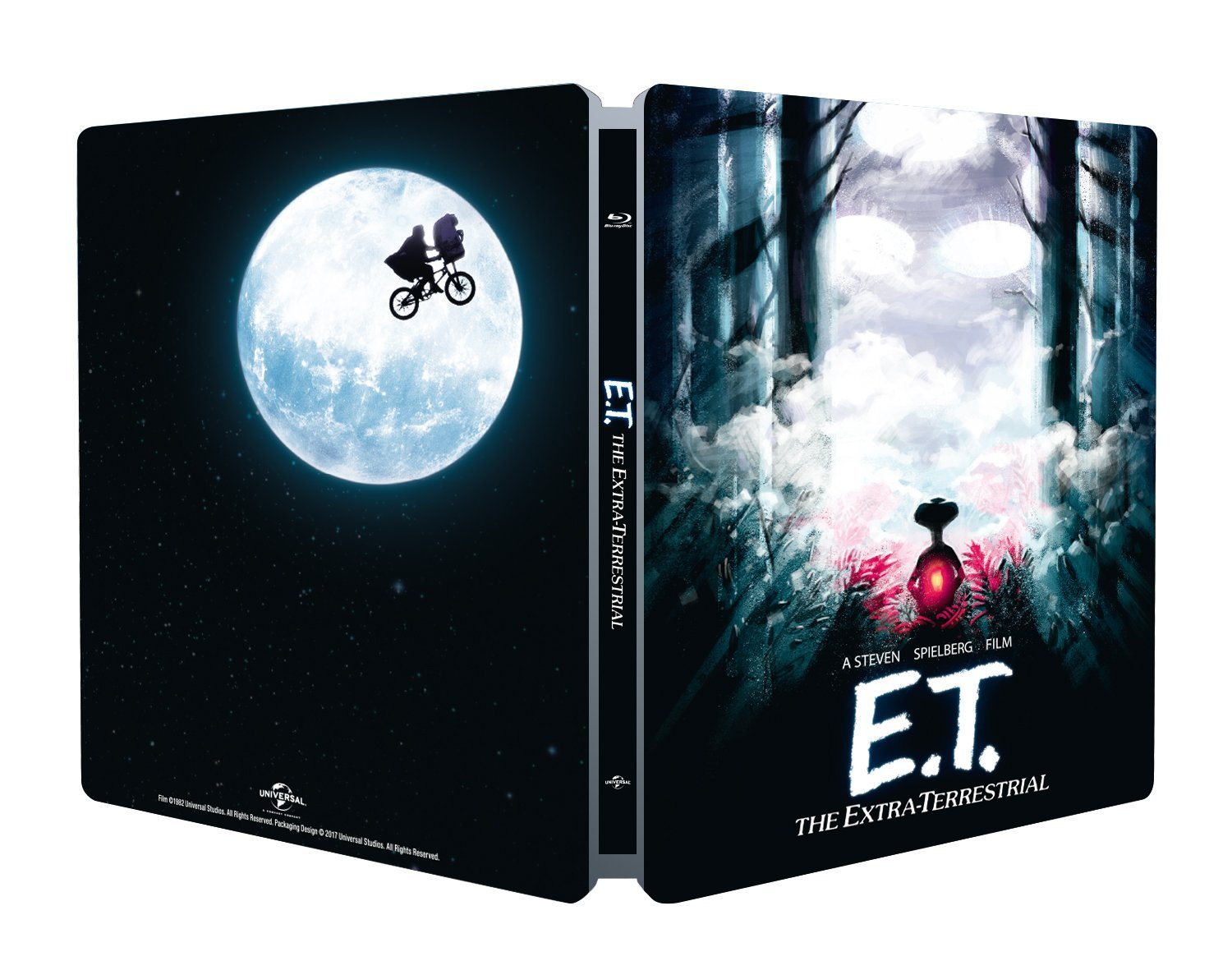 ET steelbook IT 2