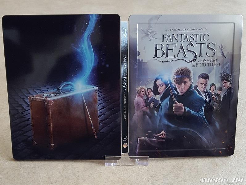 Fantastic Beast steelbook blufans 3