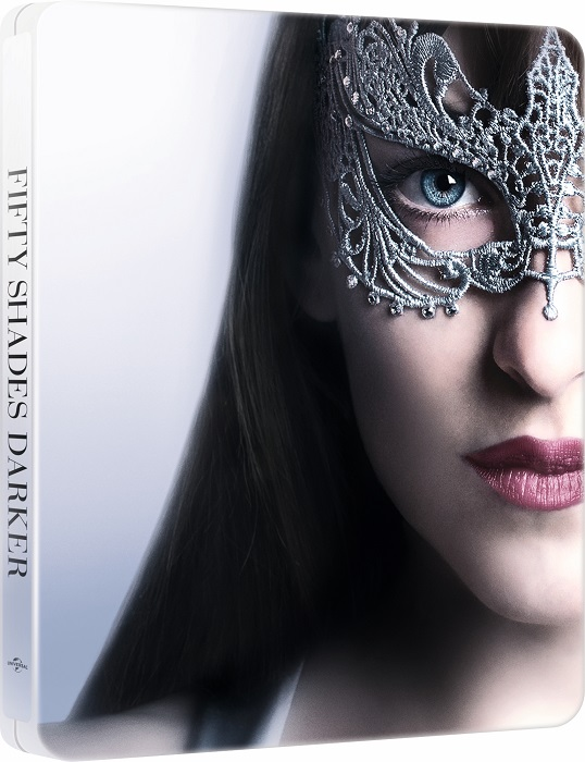 Fifty shades darker steelbook
