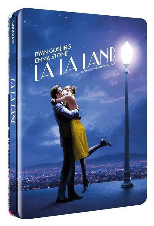 Lala Land steelbook UK 1
