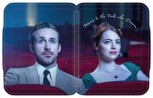 Lala Land steelbook UK 3