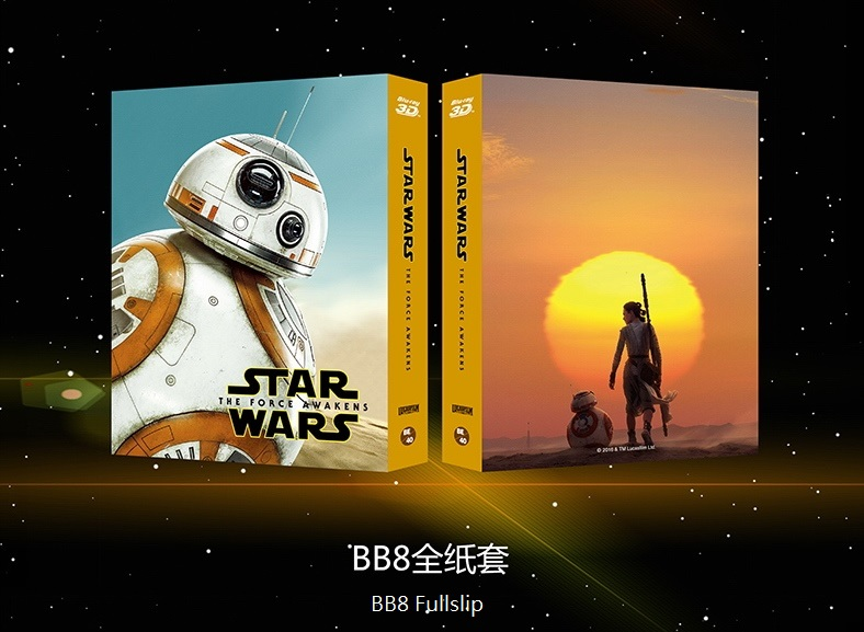Star Wars The Force Awakens steelbook blufans 2