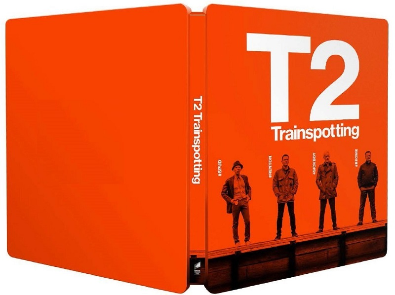 T2 Trainspotting steelbook UK