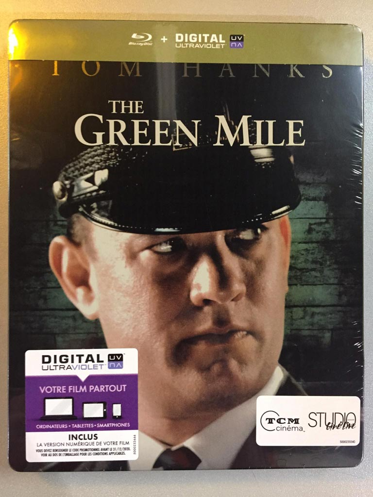 The-Green-Mile-steelbook-fr
