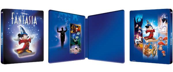 Fantasia steelbook zavvi 2