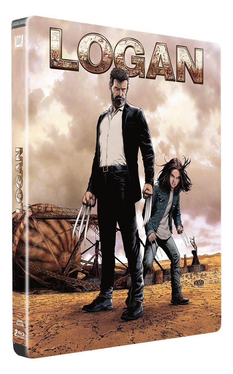 Logan steelbook fr